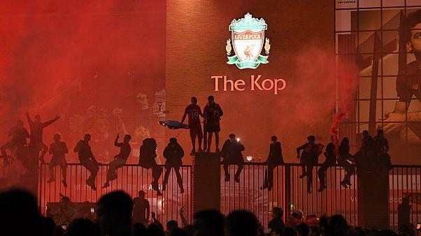 Karnevál Liverpoolban