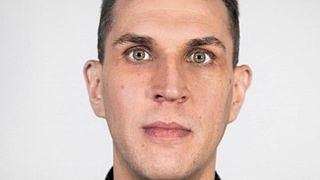 Szabolcs Dull, ex-rédacteur en chef du site d'information hongrois index.hu