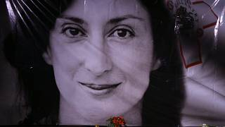 Daphne Caruana Galizia was murdered after a bomb was detonated in her car in 2017