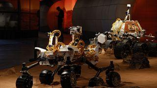 نسخة مطابقة لعربة تيانوين-1 الصينية التي وصلت بنجاح لمدار المريخ