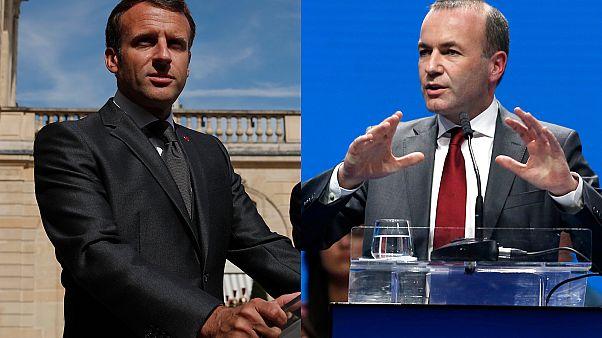Erdgas-Streit im Mittelmeer: Macron und Weber erhöhen Druck auf Ankara