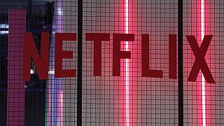 Netflix logosu