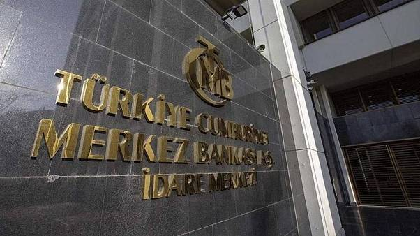 Merkez Bankası politika faizini yüzde 8,25'te sabit tuttu