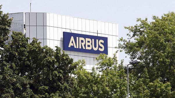 Spaniens Airbus-Belegschaft protestiert gegen Job-Abbau