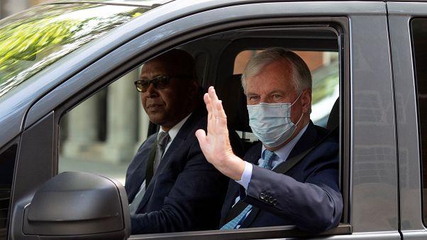 """Un accord post-Brexit """"peu probable"""" selon Michel Barnier"""