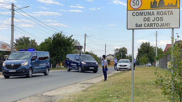 Cartojani, Romania July 22, 2020,