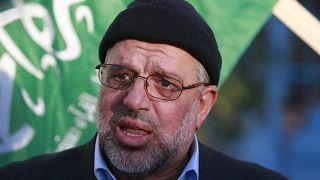 القيادي البارز في حركة حماس الإسلامية حسن يوسف