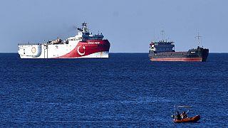 vessel Oruc Reis,