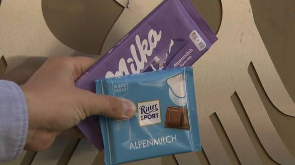Véget ért a nagy csoki-per: csak a Ritter árulhat négyzet alakú csokit Németországban