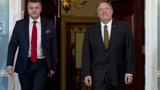 Estonian Foreign Minister Urmas Reinsalu and U.S. Secretary of State Mike Pompeo have both condemned Russia's statements