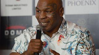 Ü50-Boxen: Mike Tyson kämpft gegen Roy Jones Jr.