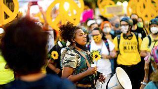 Proteste in Portland