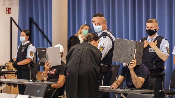 دادگاه متهمان به تجاوز گروهی