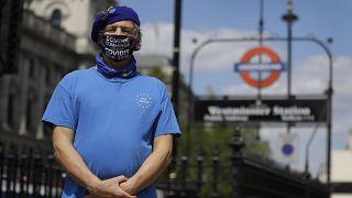 Covid-Maskenpflicht in Frankreich und England - bloß keine zweite Welle