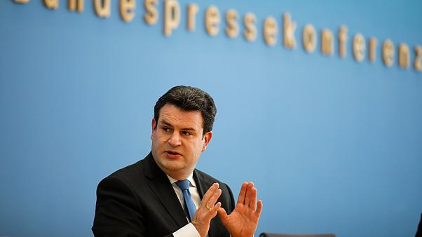 Almanya Federal Çalışma Bakanı Hubertus Heil