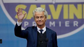خیرت ویلدرز، رهبر حزب راستگرای «برای آزادی» هلند