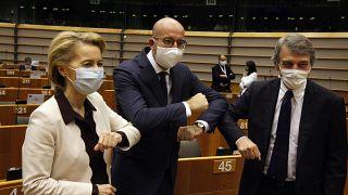 Усталость и облегчение после саммита ЕС