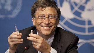 Illustration Bill Gates, le 17 mai 2011, à l'office des Nations Unies à Genève