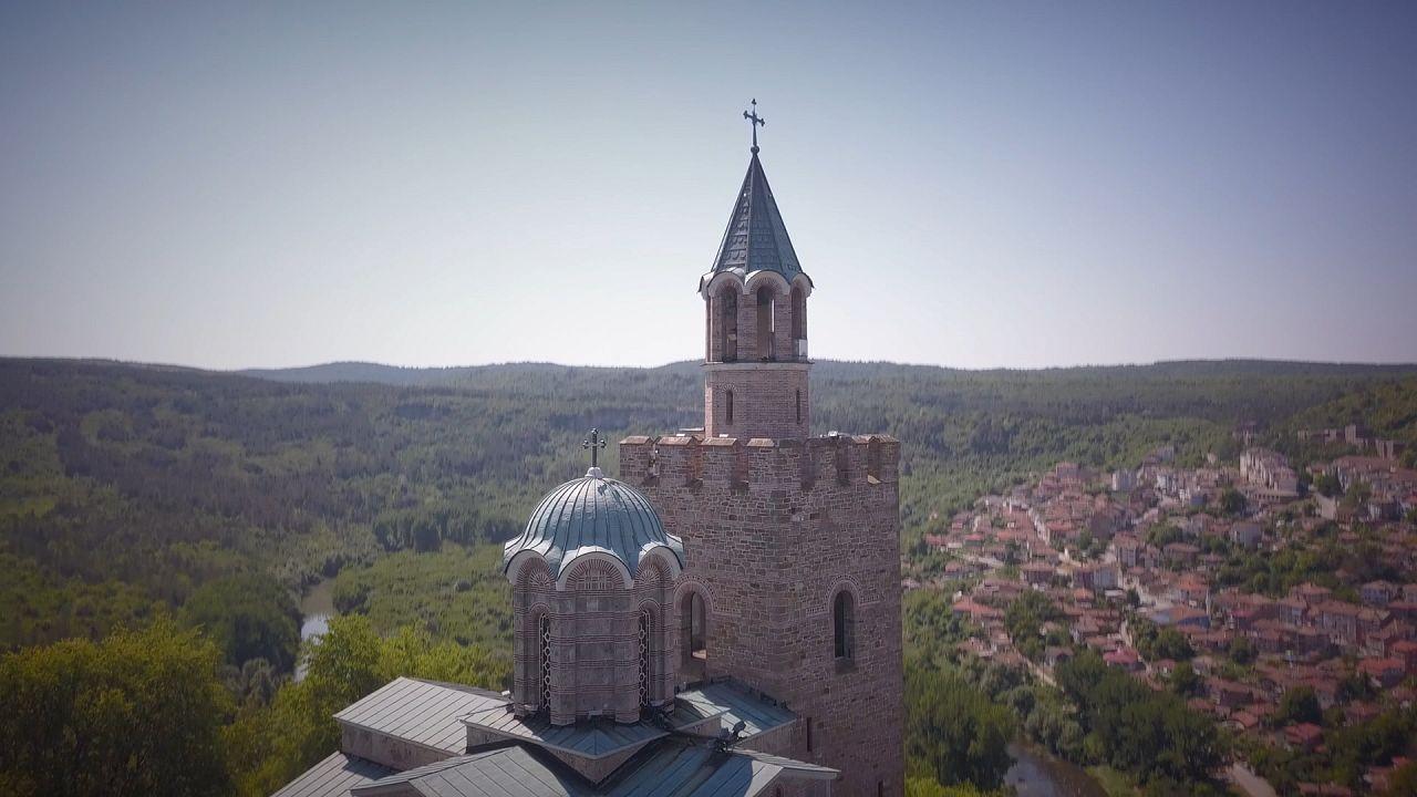 Die Tsarevets-Festung - das stolze Bollwerk Bulgariens