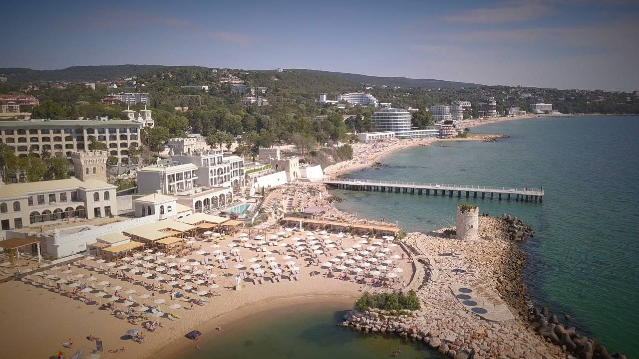 Sağlık turizmi arayanların gözdesi Bulgaristan'ın Karadeniz kıyıları