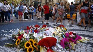 14 people were killed when a van drove into pedestrians on Barcelona's historic Las Ramblas in August 2017.