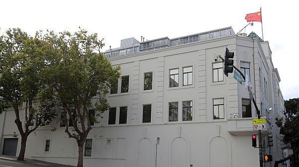 """مسؤول أمريكي: إغلاق قنصلية الصين في هيوستن """"رسالة"""" لبكين لوقف التجسس الاقتصادي"""