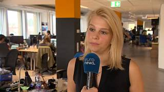 Deputy Editor-in-chief Veronika Munk spoke to Euronews Hungary at Index's offices after handing in her resignation.