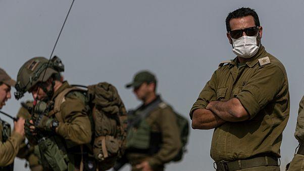 إسرائيل تضرب أهدافا عسكرية سورية ردا على هجوم عند حدودها