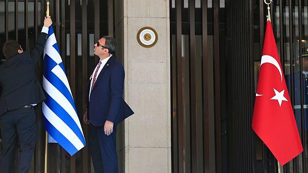 Türkiye Yunanistan arasında Ayasofya gerginliği / ARŞİV