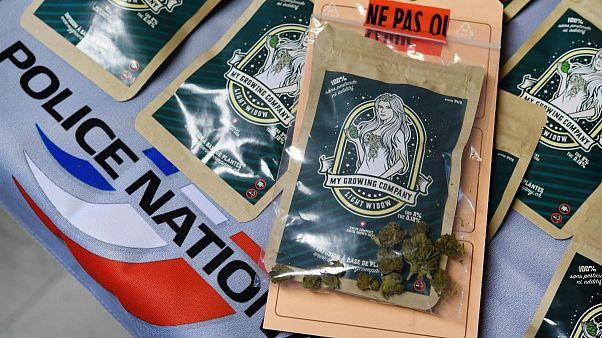 فرانسه برای مصرف مواد مخدر جریمه نقدی فوری تعیین کرد