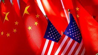 ABD-Çin arasında gerginlik / Arşiv