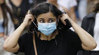 Koronavirüse karşı maske kullanımı yaygınlaştı