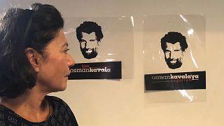 Osman Kavala'nın eşi Ayşe Buğra