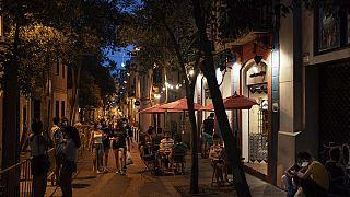 Barselona'da gece hayatı
