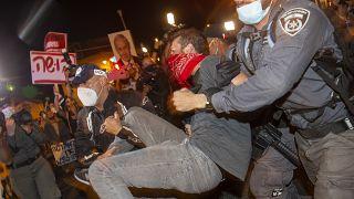 İsrail'de protesto gösterileri devam ediyor