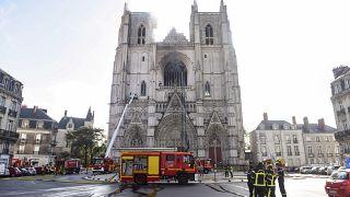 Incendio cattedrale di Nantes: confessa il custode