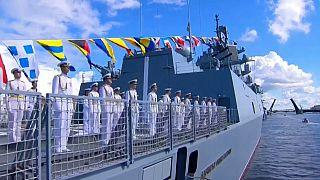 Vladímir Putin anuncia la modernización de la Marina de Guerra de Rusia