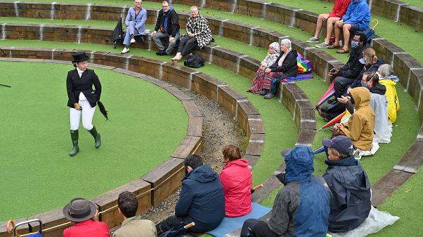 Freilufttheater in Brighton empfängt wieder Gäste