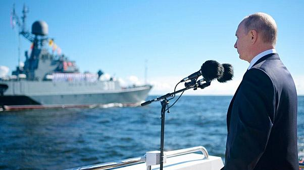 ولادیمیر پوتین، رئيسجمهوری روسیه