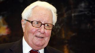 München: Früherer SPD-Vorsitzender Hans-Jochen Vogel gestorben