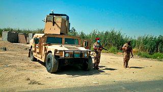 نیروهای امنیتی عراق/عکس از آرشیو