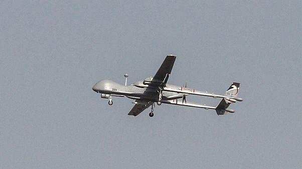 طائرة إسرائيلية مسيرة