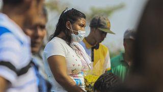 Los nicaragüenses piden pruebas de COVID-19 a los gobierno involucrados para poder regresar a sus hogares. La pandemia ha dejado a miles sin trabajo.