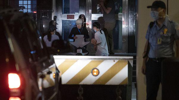Déménagement du consulat américain de Chengdu en Chine