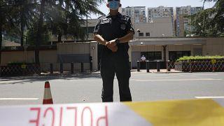 Дипмиссия США в Чэнду прекратила работу