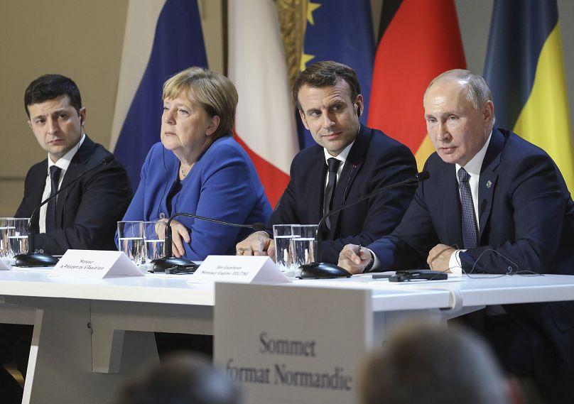 Ludovic Marin/AFP via AP Photo