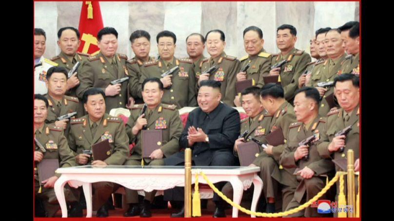 Tv di stato nordcoreana