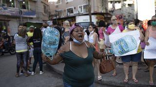 "COVID-19: Στο ""κόκκινο"" η Λατινική Αμερική - Ποια η κατάσταση παγκοσμίως"