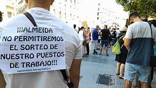 Эль-Растро: проблемы рынка секонд-хенда