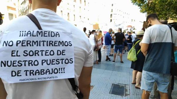 Μαδρίτη: Σε κίνδυνο η αγορά Ελ Ράστρο